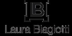 Logo producenta okularów przeciwsłonecznych i korekcyjnych Laura Biagiotti
