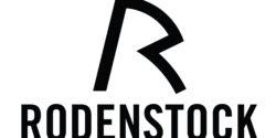 Logo producenta okularów przeciwsłonecznych i korekcyjnych Rodenstock