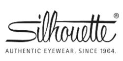 Logo producenta okularów przeciwsłonecznych i korekcyjnych Silhouette