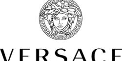 Logo producenta okularów przeciwsłonecznych i korekcyjnych Versace