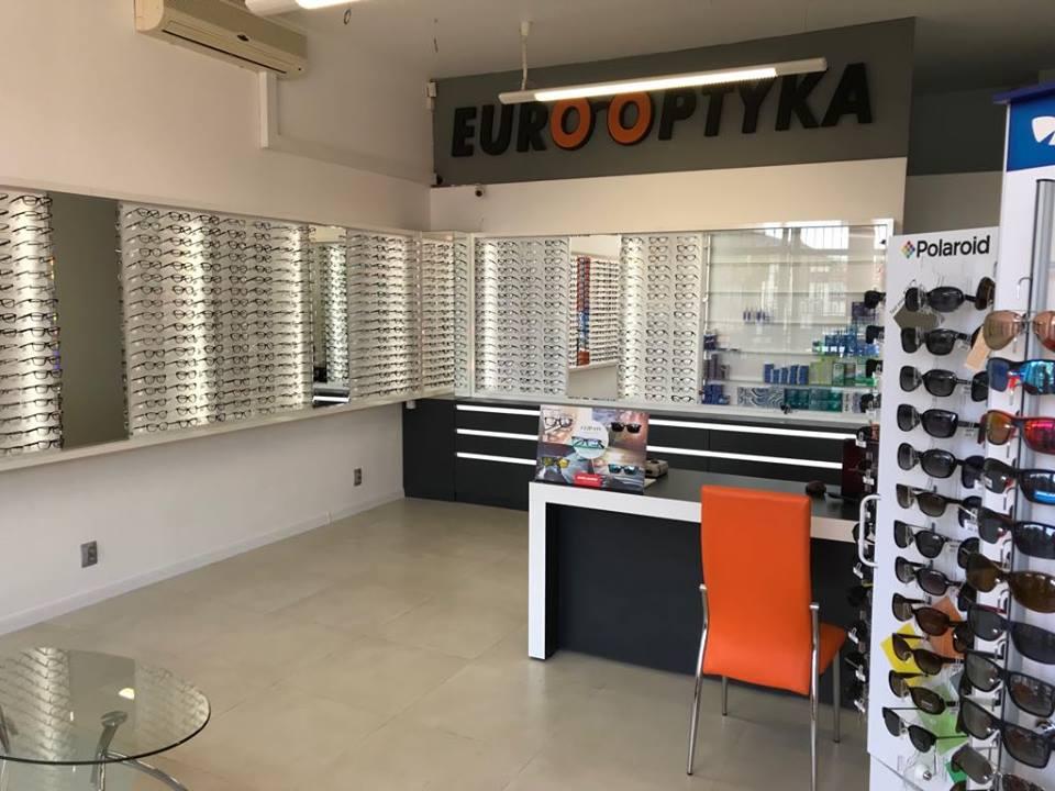 Salon optyczny Kraków Nowa Huta Eurooptyka