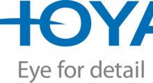 Logo producenta szkieł Hoya