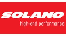 Logo producenta okularów Solano