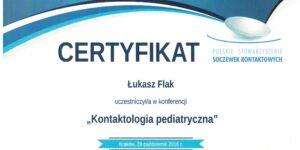 Eurooptyka - certyfikowany gabinet optyczny w Krakowie