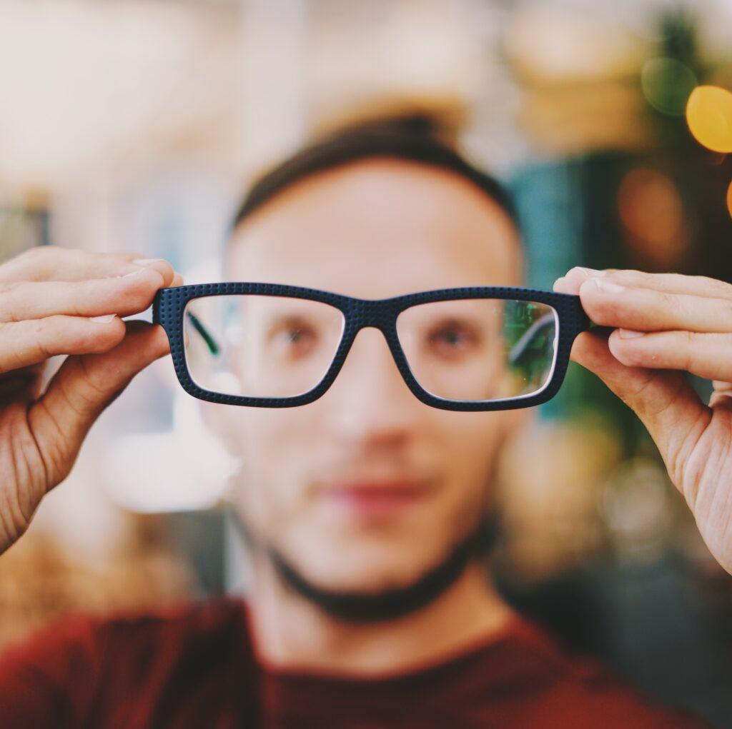 Najlepsze okulary do pracy przed komputerem.