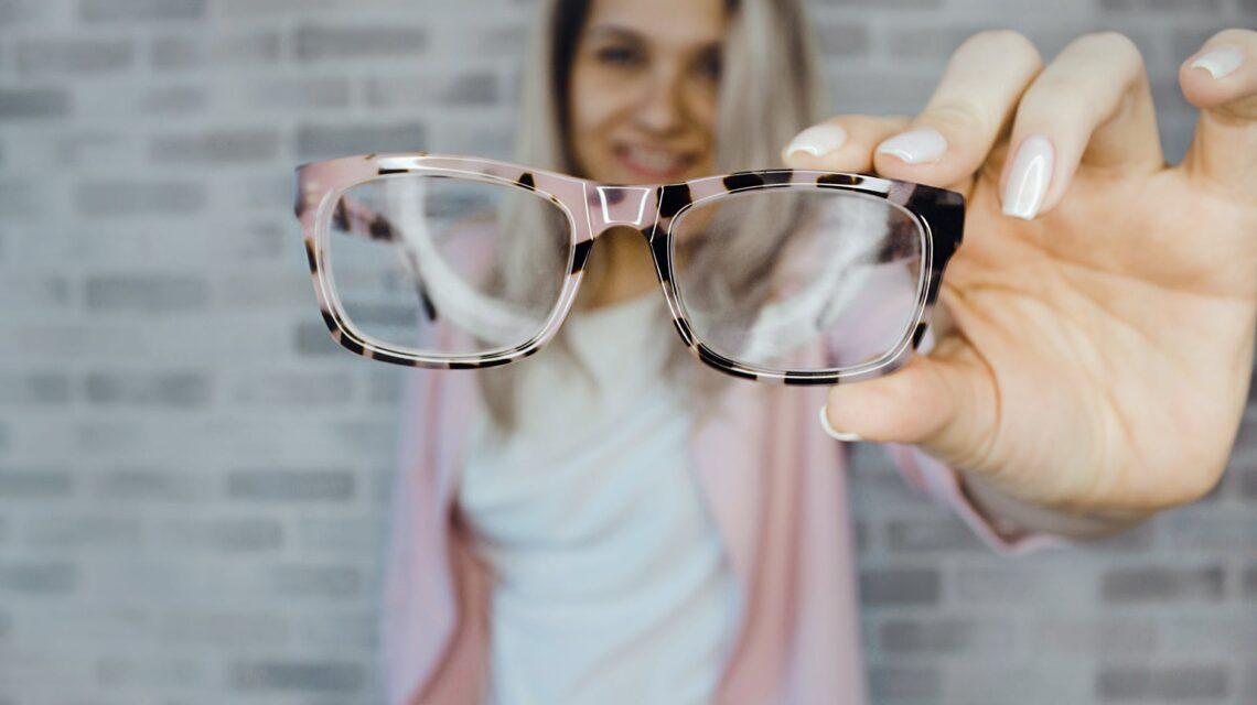 Wymiana okularów korekcyjnych na nowe