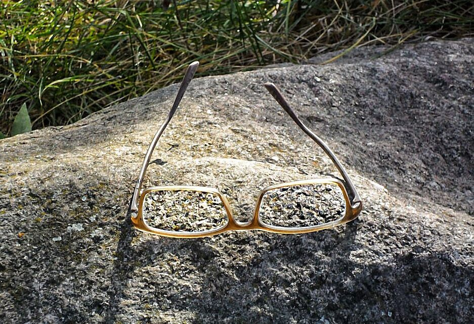 okulary transparentne